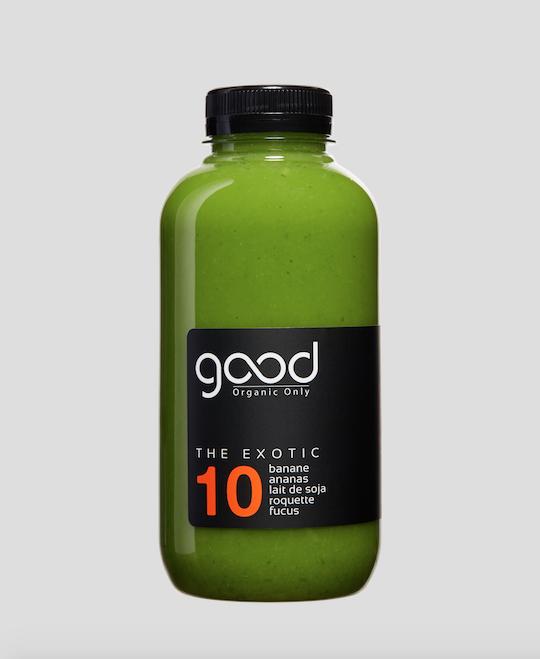 Good organic 10
