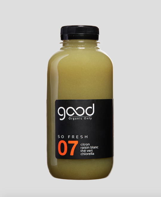Good organic 7